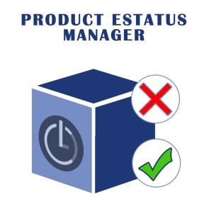 Módulo para desactivar Productos para PrestaShop 1.6 - 1.7