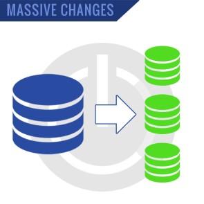 Modulo Cambios masivos para PrestaShop