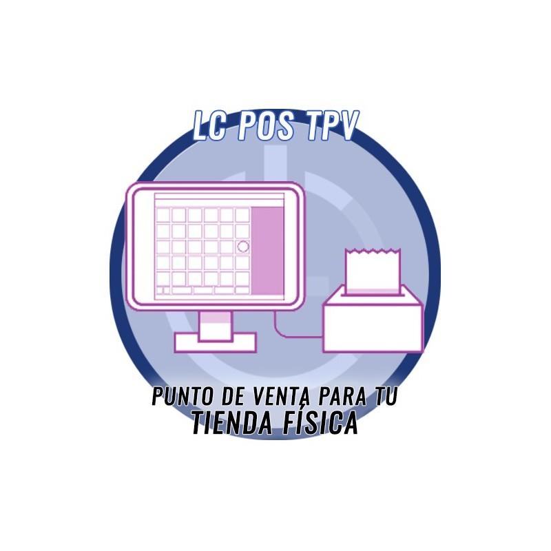 Módulo LC Pos Tpv Punto de Venta para PrestaShop 1.7