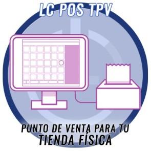 Módulo LC Pos Tpv Punto de Venta para PrestaShop 1.7 LICENCIA MENSUAL